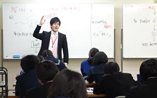 日本人講師による英語通常ゼミ授業